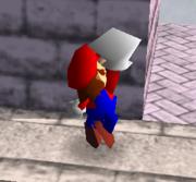 Ataque fuerte hacia arriba de Mario SSB.png
