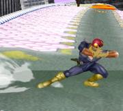 Ataque Smash lateral de Captain Falcon SSBM.png