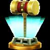 Trofeo de Martillo dorado SSB4 (Wii U).png