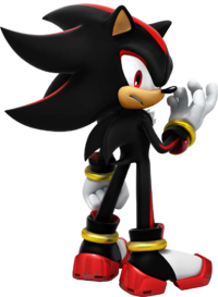 Art oficial de Shadow the Hedgehog en Sonic Forces