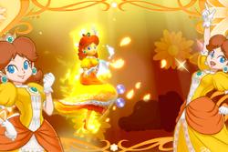 Vista previa de Margarita en la sección de Técnicas de Super Smash Bros. Ultimate