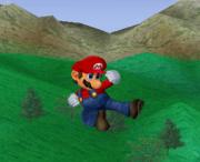 Ataque aéreo normal de Mario SSBM.png
