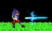 Falco usando Blaster SSB4 (3DS).jpg