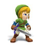 Artwork de Espadachín Mii con el gorro y el traje de Link.jpg