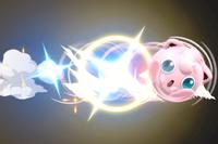 Vista previa de Desenrollar en la sección de Técnicas de Super Smash Bros. Ultimate