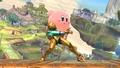 Kirby y Samus en Altárea SSB4 (Wii U).jpg