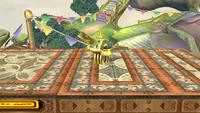Un Telescarabajo en Super Smash Bros. para Wii U