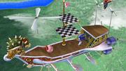 Barco volador de Rainbow Ride en SSBB.png