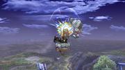 Fox Ataque Aereo Superior, primer golpe-SSBB.png