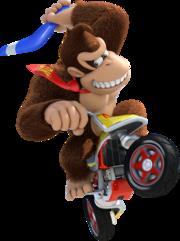 Art de Donkey Kong en Mario Kart 8.png