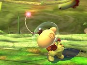 Ataque normal Olimar SSBB (2).jpg