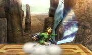 Ataque fuerte superior Link SSB4 (3DS).JPG