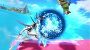 Tiro colmillo dragón Corrin (1) SSB4 (Wii U).png