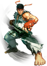 Art oficial de Ryu en Street Fighter V.png