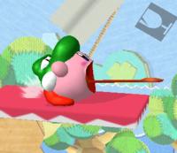 Copia Yoshi de Kirby (2) SSBM.png