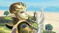 Primera imagen de Zelda en Altárea SSB4 (Wii U).jpg