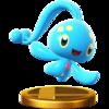 Trofeo de Manaphy SSB4 (Wii U).png