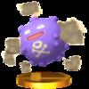 Trofeo de Koffing SSB4 (3DS).png