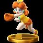 Trofeo de Daisy (receptora) SSB4 (Wii U).png