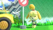 Canela y el Capitán en Super Mario Maker SSBU.jpg