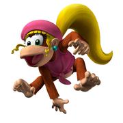 Dixie Kong DK Jungle Climber.png