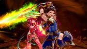 Pyra y Rex usando su Smash Final SSBU.png
