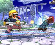 Wario usando Nintendo Scope SSBB.jpg