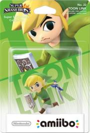 Embalaje del amiibo de Toon Link.png