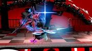 Ataque fuerte lateral de Joker+Arsene (2) Super Smash Bros. Ultimate.jpg