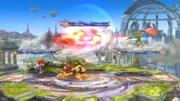 Fox de fuego trailer Wii U SSB4.png
