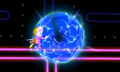 Lucas usando Imán PSI en SSB4 (3DS).png