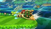 Ataque de recuperación desde el borde de Bowser SSB4 (Wii U).png