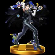 Trofeo de Bayonetta SSB4 (Wii U).png