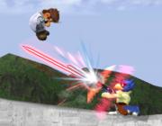 Lanzamiento trasero de Falco (2) SSBM.png