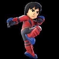 Peleador Mii/Karateka Mii