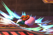 Lanzamiento trasero Kirby SSBB (2).png