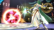 Palutena en el Ring de Boxeo SSB4 (Wii U).jpg