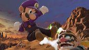 Luigi atacando a Wario SSBU.jpg