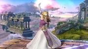 Ataque fuerte superior Zelda SSB4 Wii U.jpg