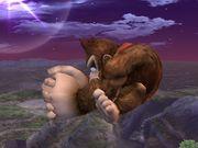 Ataque aéreo delantero Donkey Kong SSBB.jpg