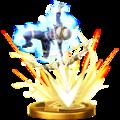 Trofeo de Flecha de luz (Sheik) SSB4 (Wii U).png