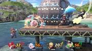 Combate por vidas 4 personajes SSBU.jpg
