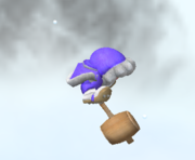 Ataque aéreo hacia adelante de Ice Climbers (2) SSBM.png