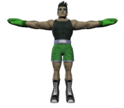 Pose T Little Mac SSB4 (Wii U).png
