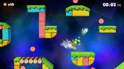 Imagen del nivel de Dianas Smash de Yoshi (Melee) en el supuesto port de SSB4 a Switch.png