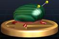 Trofeo de Escarabajo de sílex iridiscente SSBB.png