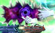 Crazy Hand Agujero negro SSB4 (3DS).JPG