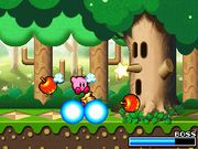Kirby atacando a Whispy Woods en Kirby Super Star Ultra.jpg