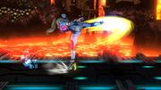Ataque fuerte lateral de Samus Zero SSB4 (Wii U).png