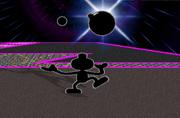 Lanzamiento hacia arriba Mr. Game & Watch (2) SSBM.png